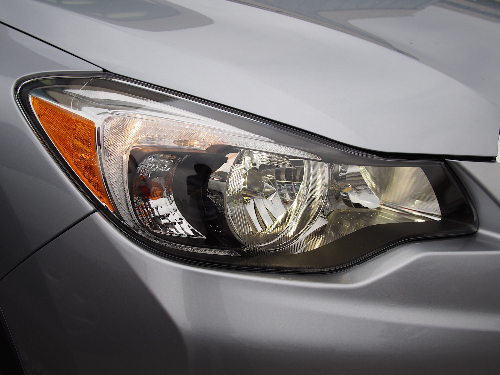 Subaru Xv Crosstrek Headlights on Subaru Boxer Engine Technology