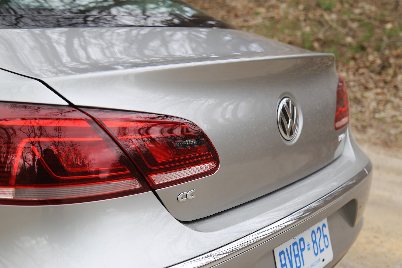 Review 2015 Volkswagen Cc Canadian Auto Review
