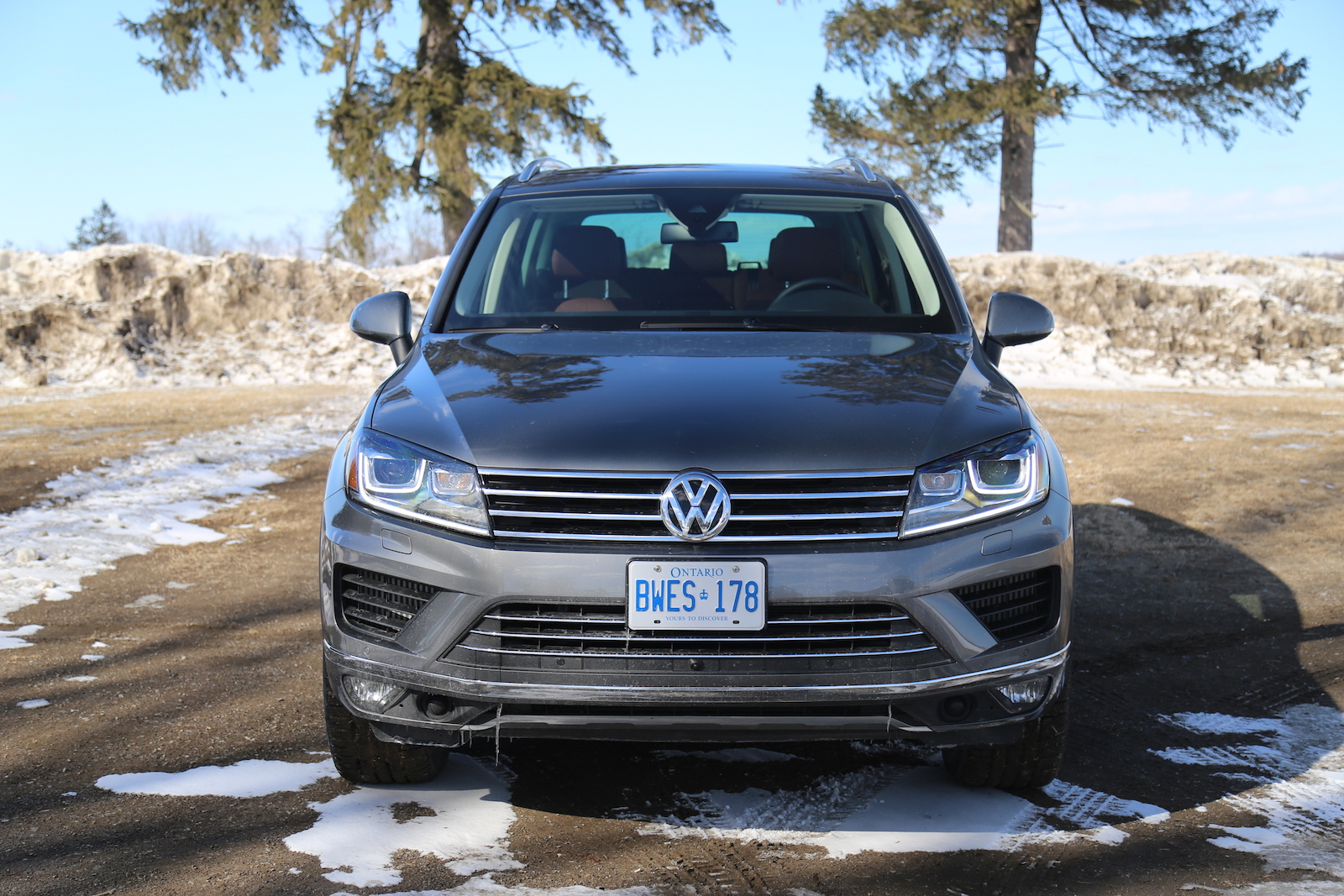 review 2015 volkswagen touareg tdi canadian auto review. Black Bedroom Furniture Sets. Home Design Ideas