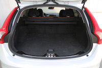 volvo v60 cross country rear cargo