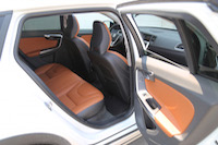 volvo v60 cross country rear seats beechwood
