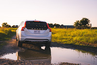 volvo v60 cross country rear