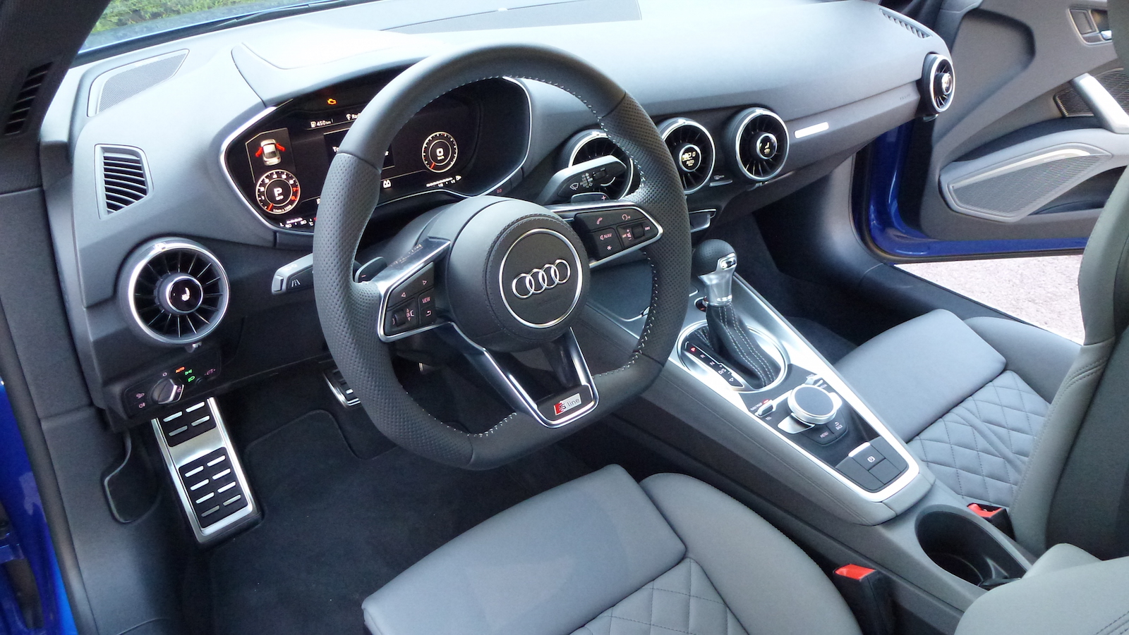 review 2016 audi tt first drive canadian auto review. Black Bedroom Furniture Sets. Home Design Ideas