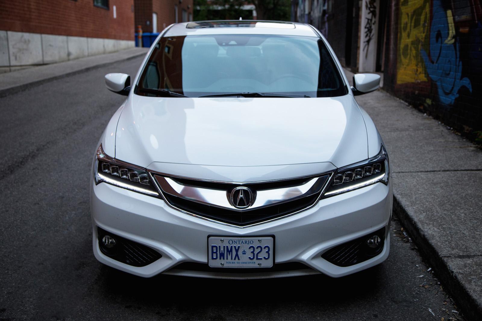 Review: 2016 Acura ILX A-Spec