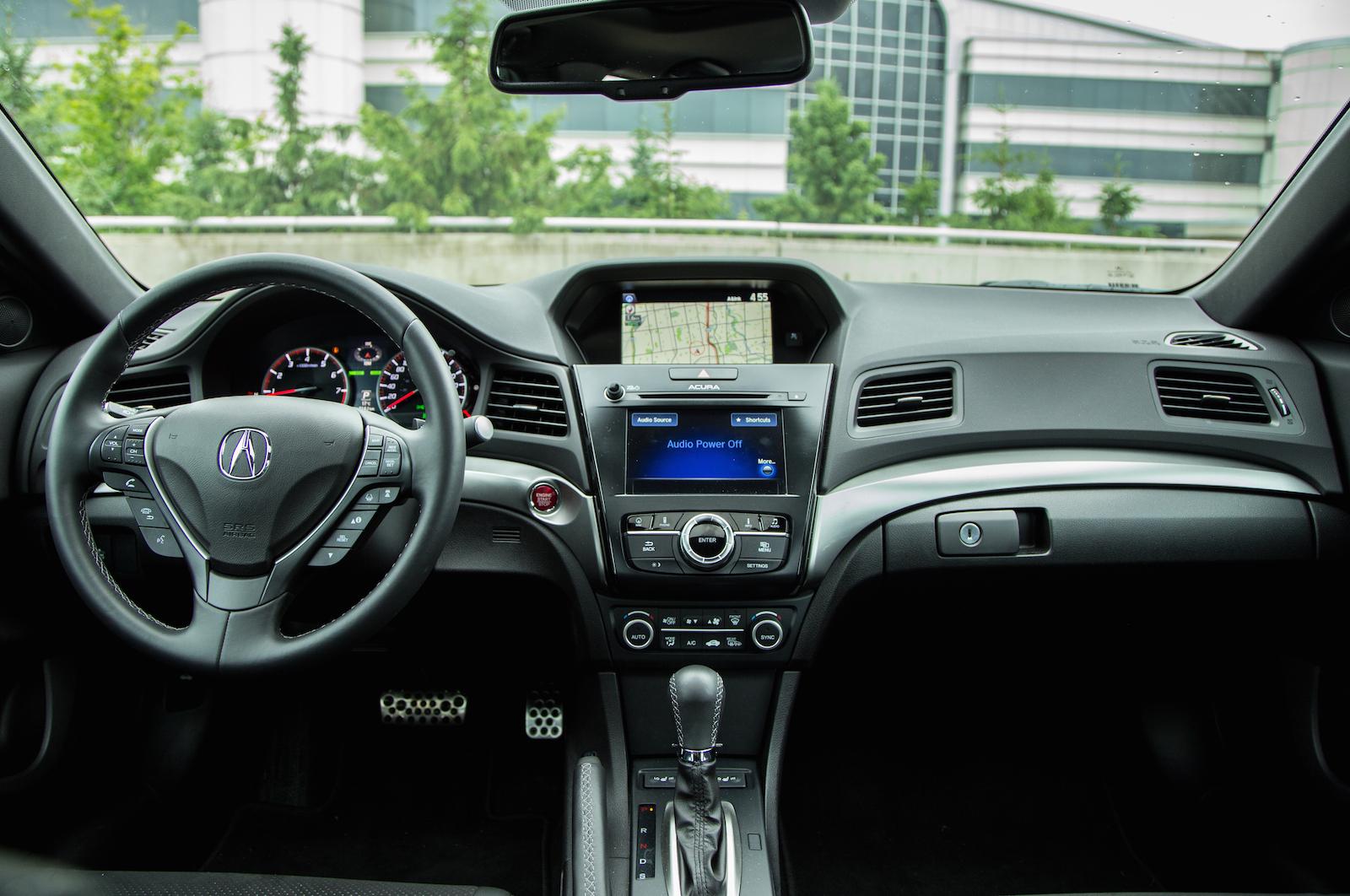 ... Acura Ilx A Spec Interior