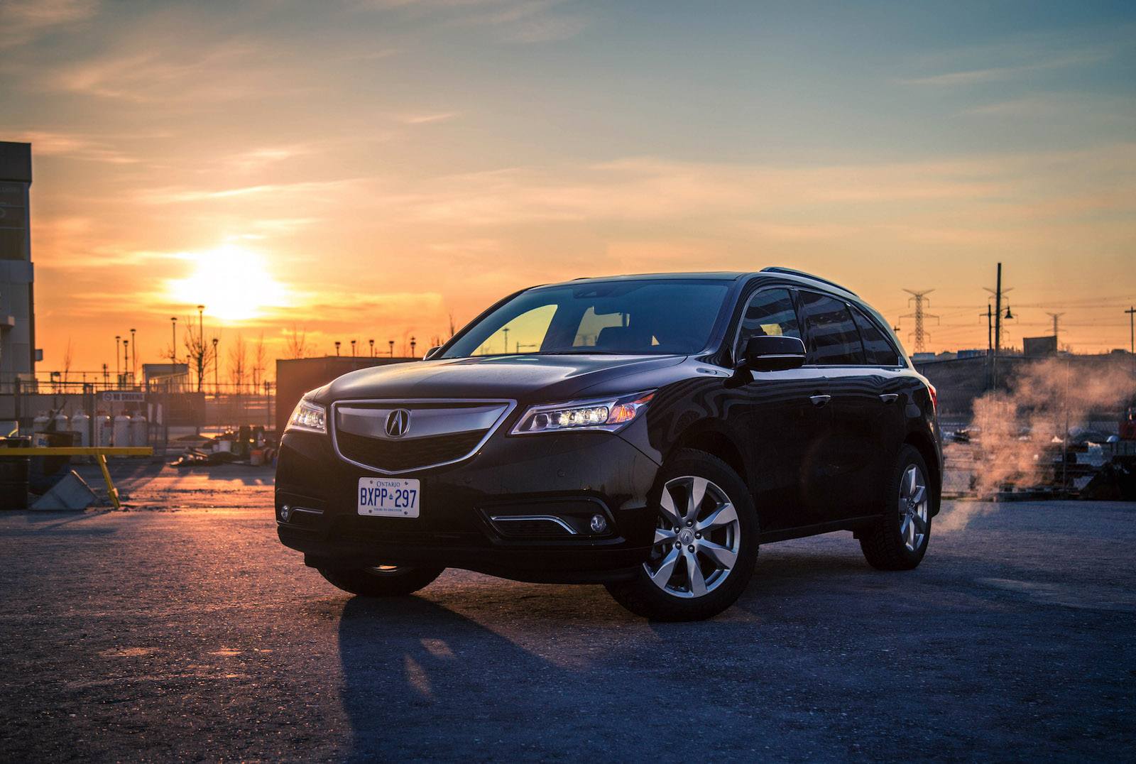 review 2016 acura mdx canadian auto review. Black Bedroom Furniture Sets. Home Design Ideas