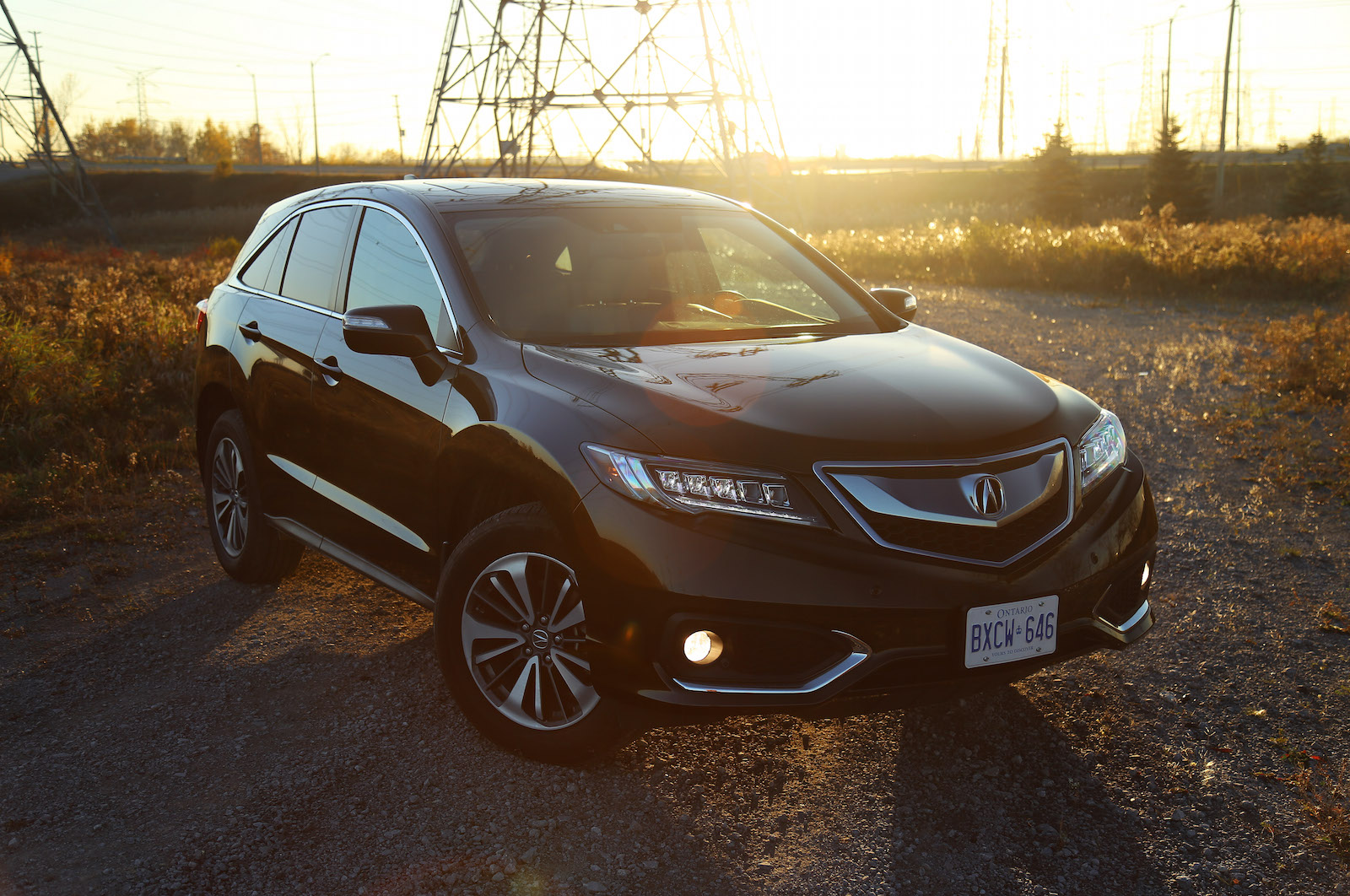 review rdx unfinished man acura tech