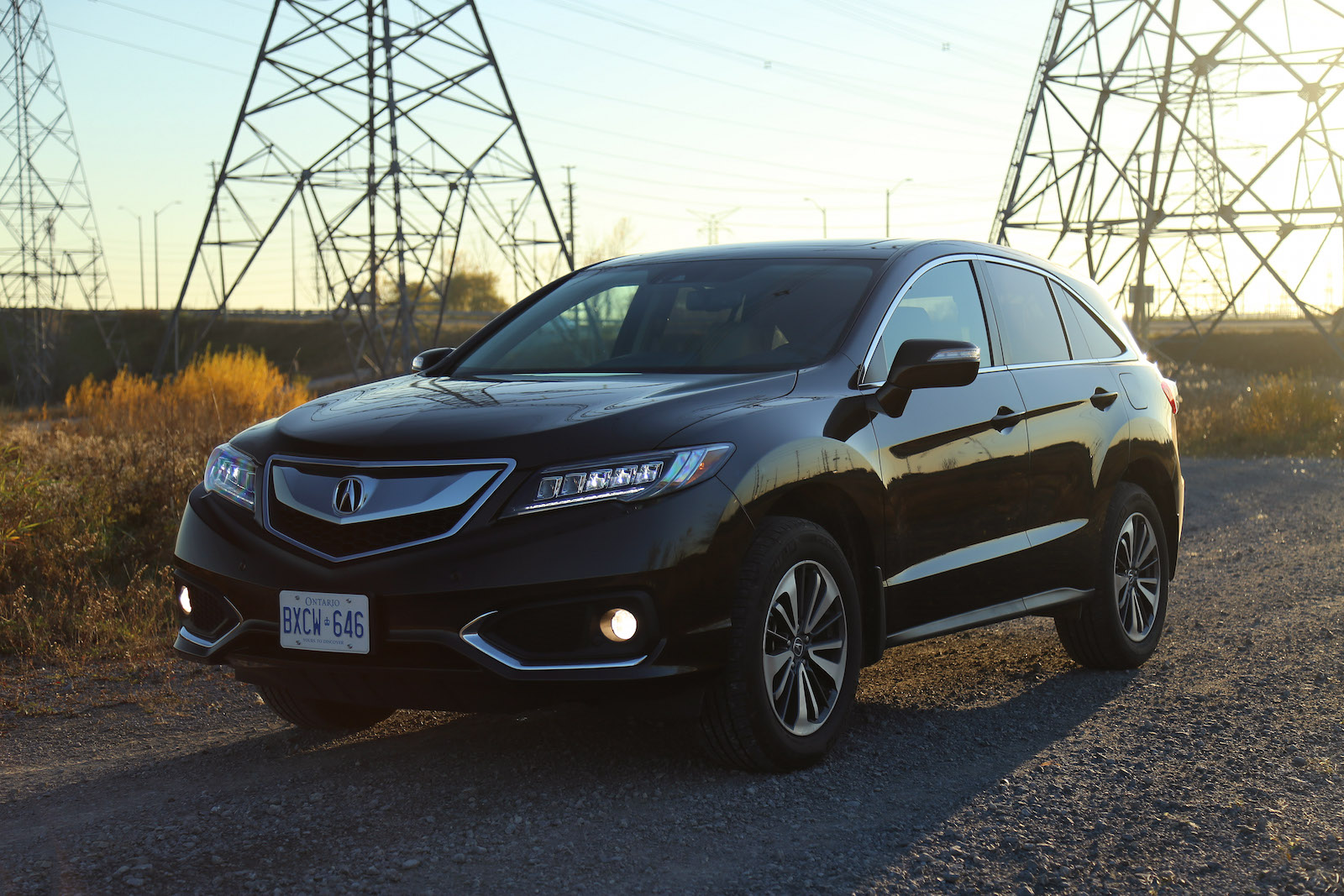 Innovative Review 2016 Acura RDX Elite  Canadian Auto Review