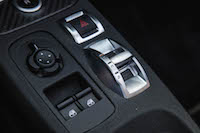 2016 Alfa Romeo 4C Spider dna buttons