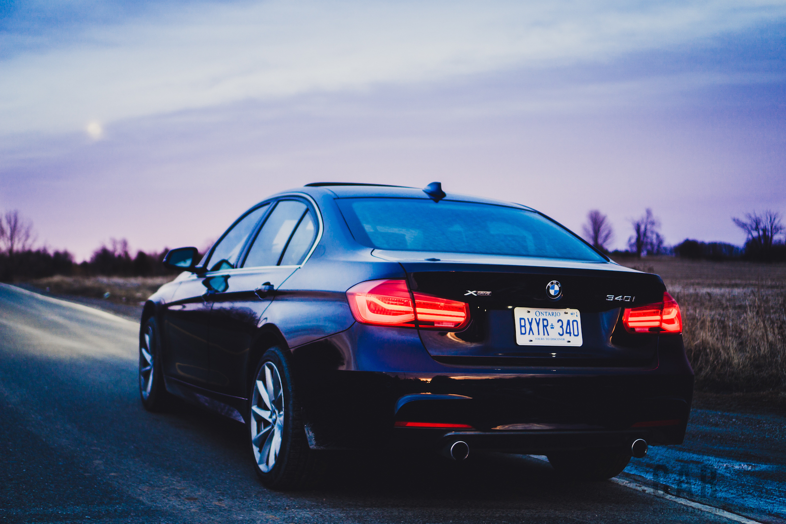 Review 2016 Bmw 340i Xdrive Canadian Auto Review