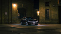 2016 BMW 7 Series night time shoot
