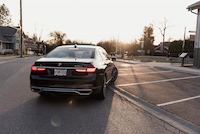 2016 BMW 750Li xDrive sunrise