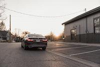 2016 BMW 750Li xDrive sunset