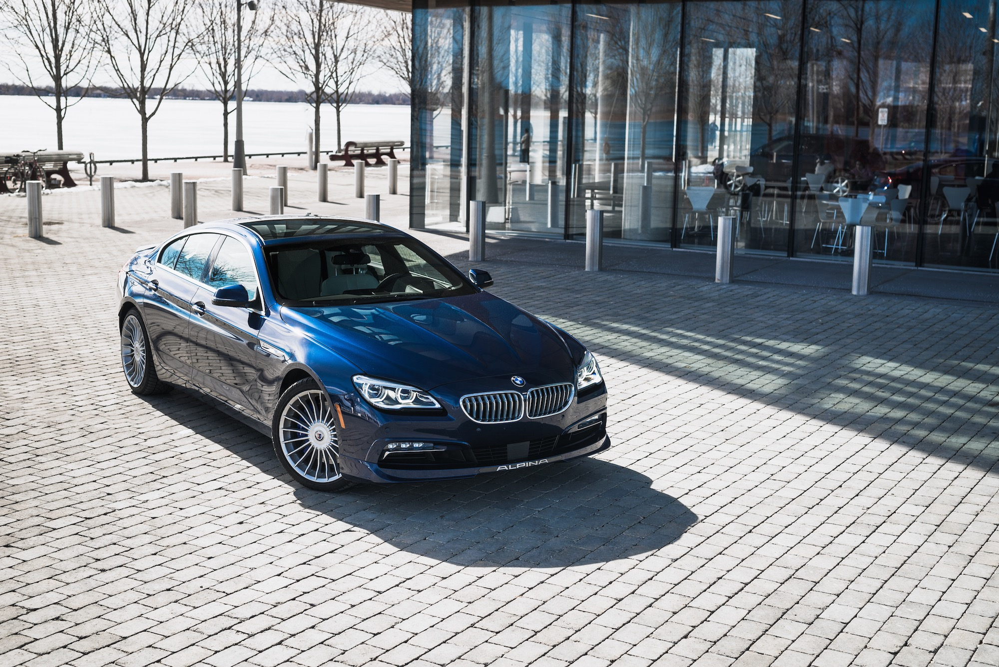 Blue Alpina B6 Gran Coupe Xdrive