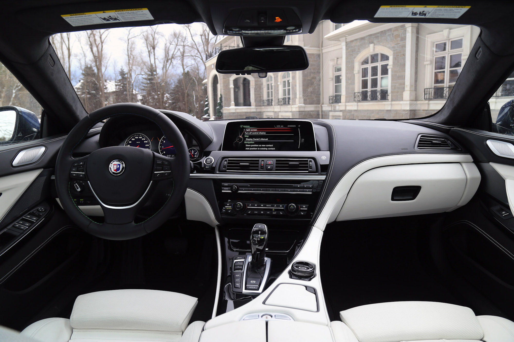 Review 2016 Bmw Alpina B6 Xdrive Gran Coupe Canadian