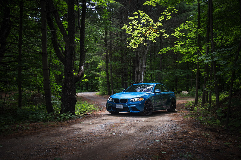 2016 BMW M2 canada english review