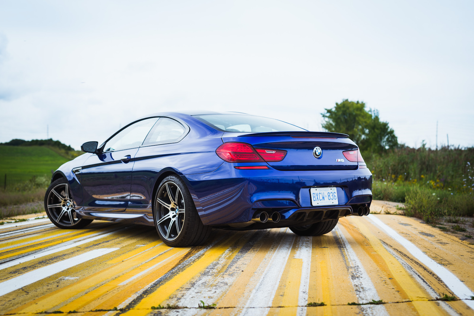 review  2016 bmw m6 coupe