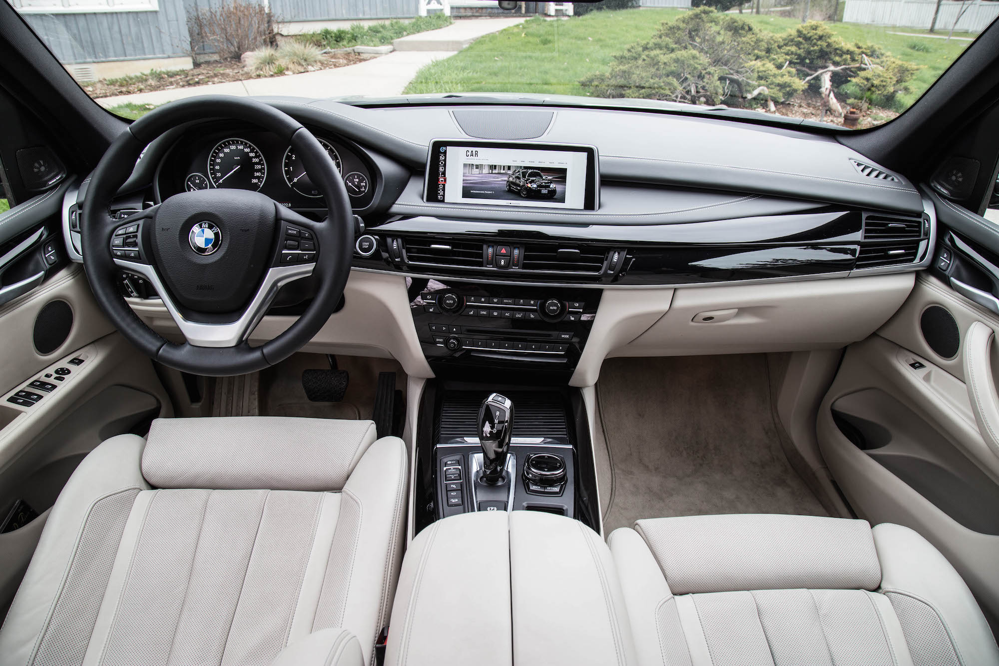 2016 寶馬 Bmw X5 Xdrive40e Canadian Auto Review