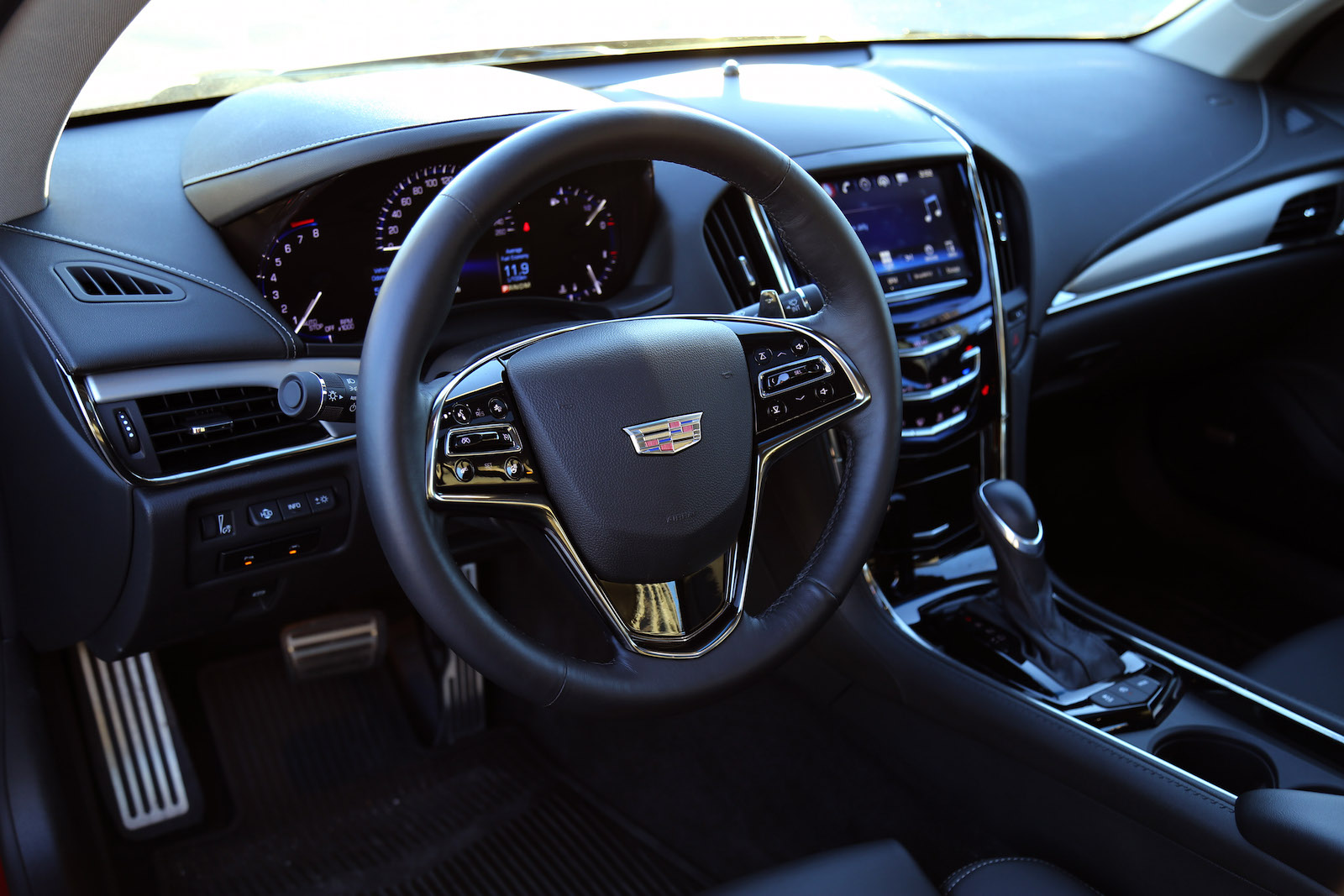 Review 2016 Cadillac Ats Coupe Canadian Auto Review