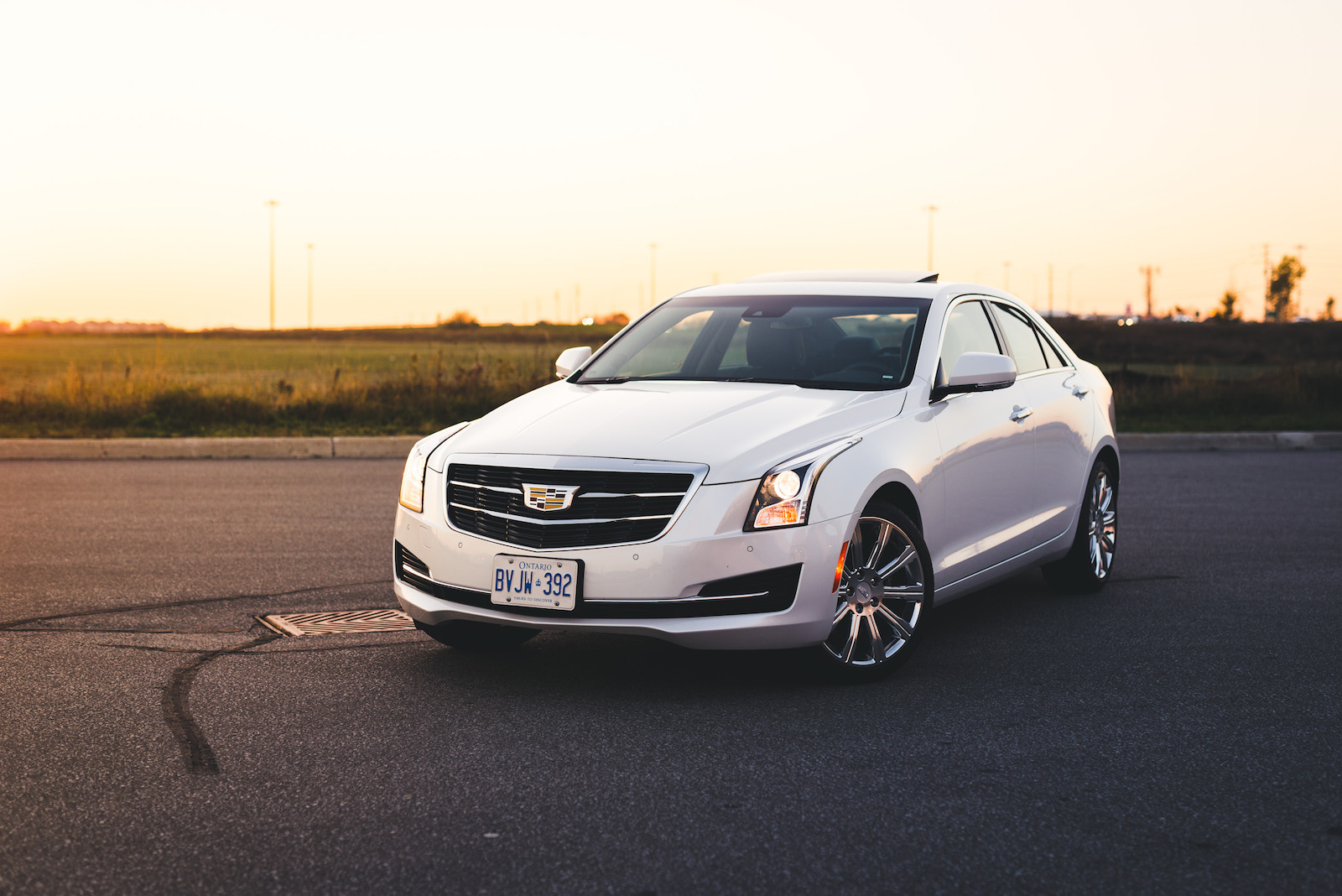 Review: 2016 Cadillac ATS 3.6L Sedan | Canadian Auto Review