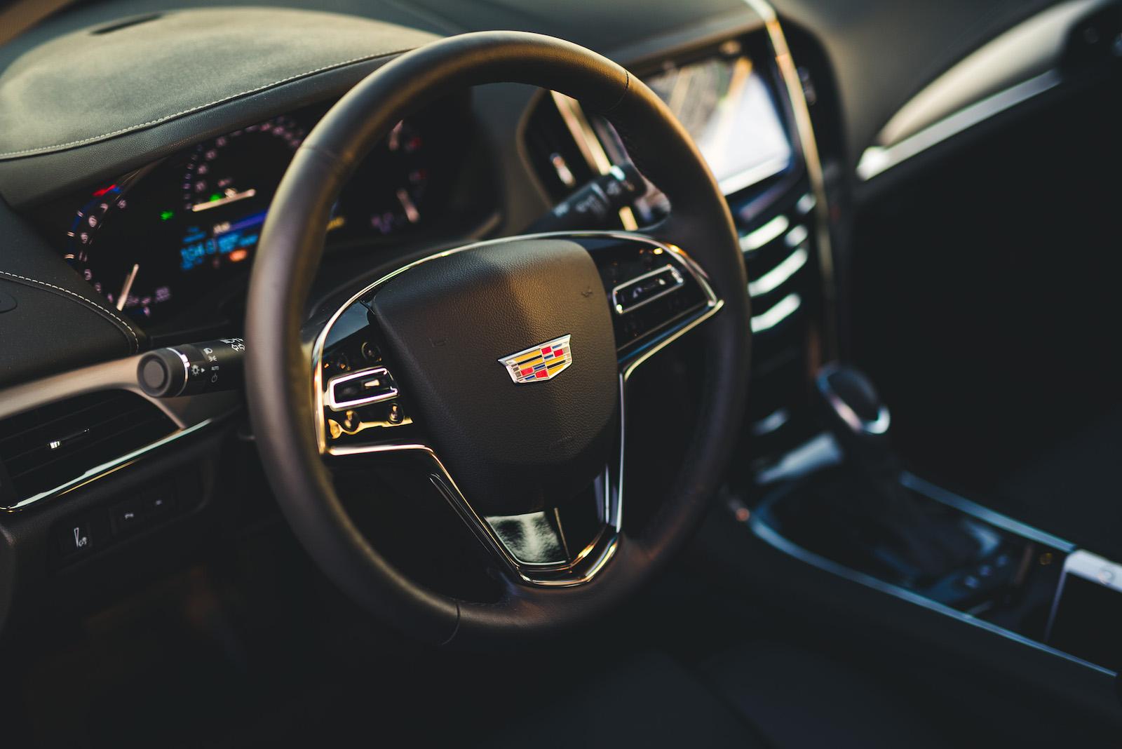 Review: 2016 Cadillac ATS 3 6L Sedan | Canadian Auto Review