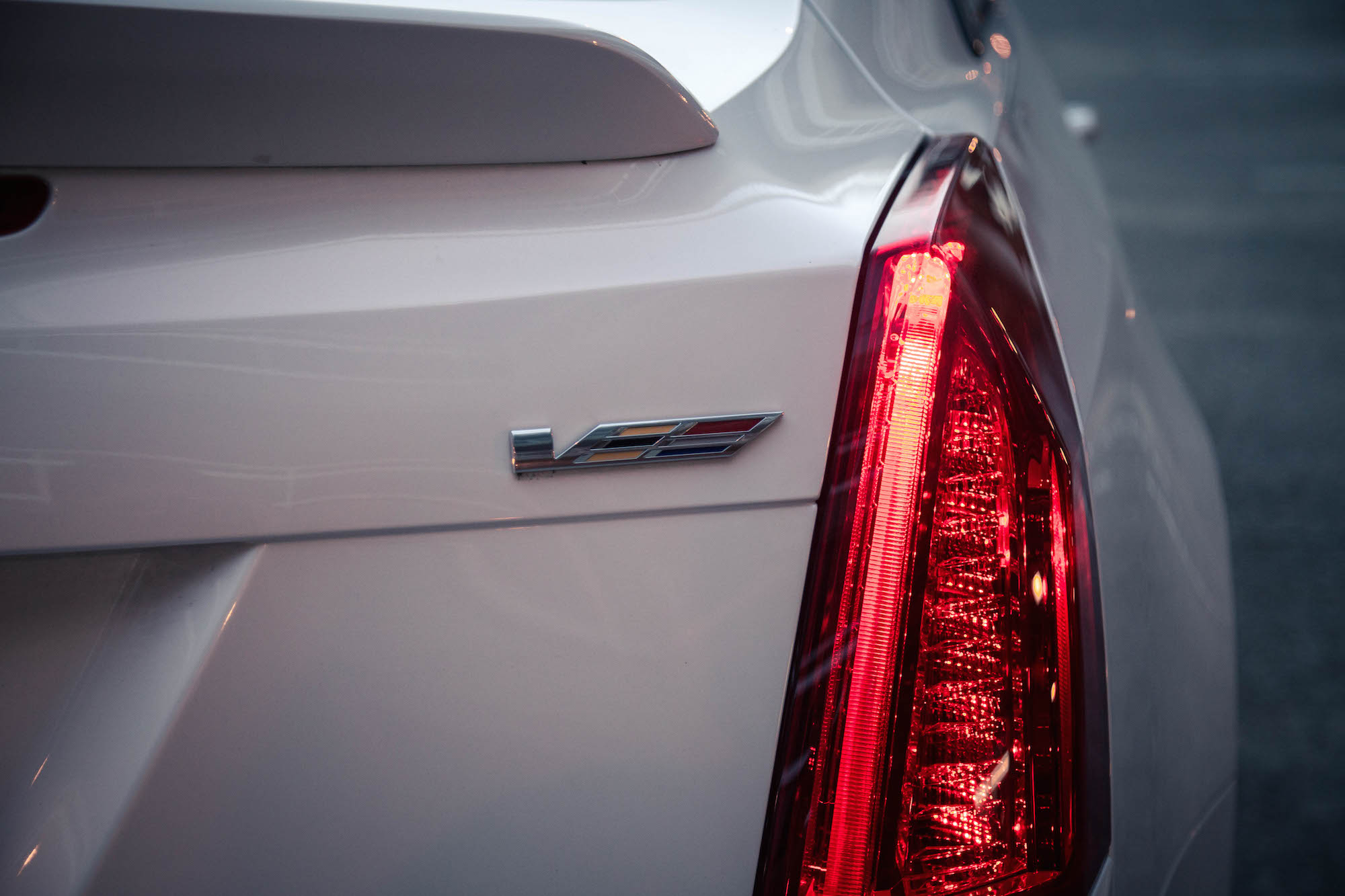 Exhaust Notes 2016 Cadillac Ats V Canadian Auto Review