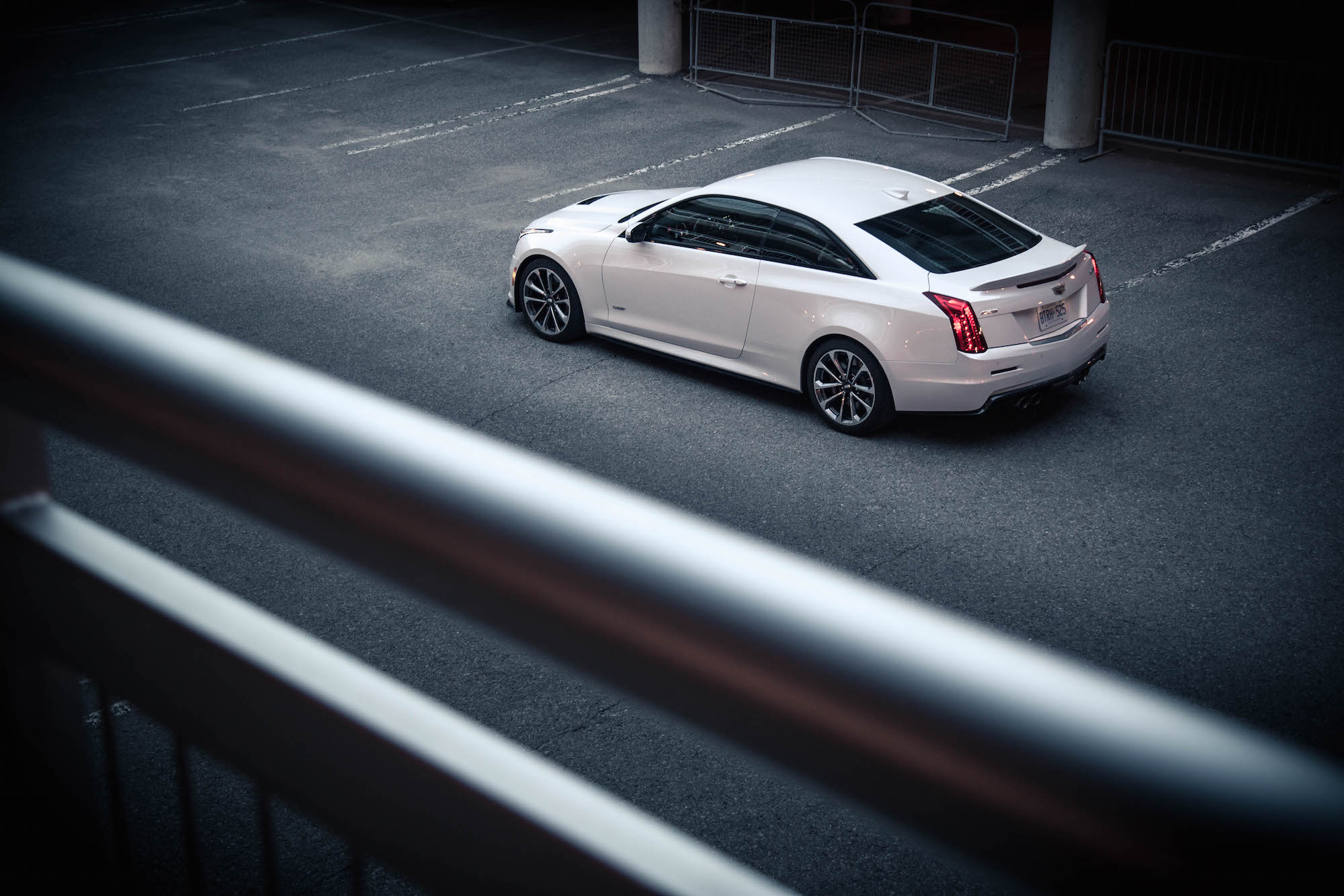 Cadillac Ats Coupe >> Review: 2016 Cadillac ATS-V | Canadian Auto Review