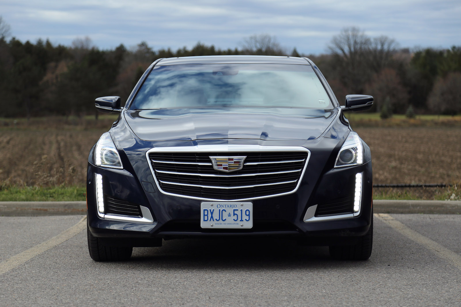 2016 cadillac cts 3 6l awd canadian auto review. Black Bedroom Furniture Sets. Home Design Ideas