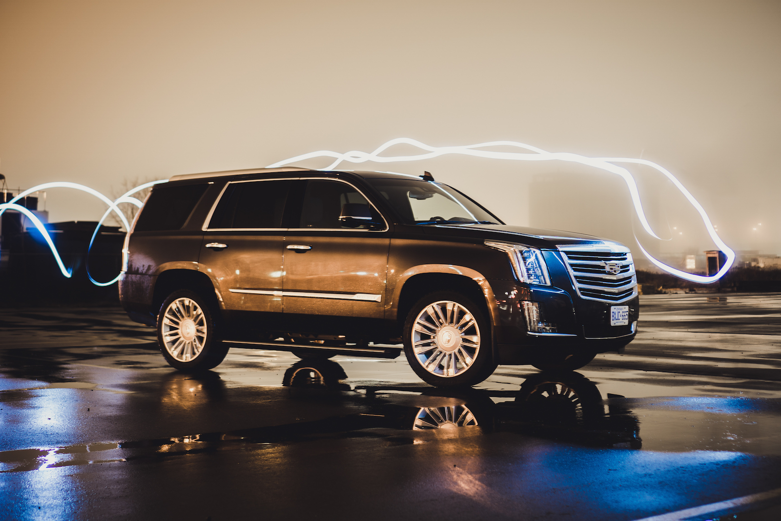 What Transmission Is In My Car >> Review: 2016 Cadillac Escalade Platinum | Canadian Auto Review