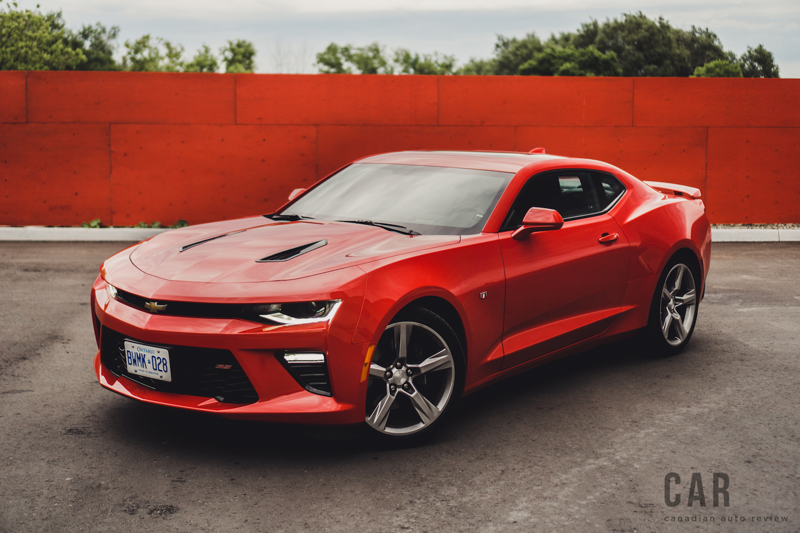 Beautiful Review 2016 Chevrolet Camaro SS  Canadian Auto Review