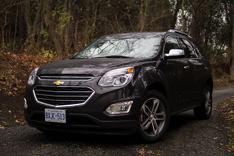 2016 chevy equinox review
