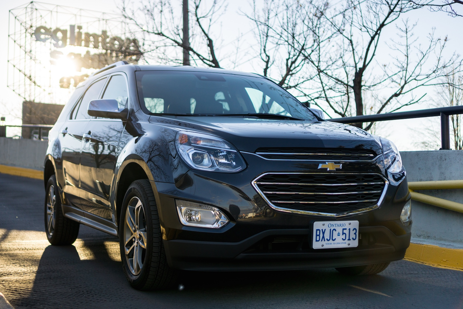 review 2016 chevrolet equinox ltz canadian auto review. Black Bedroom Furniture Sets. Home Design Ideas