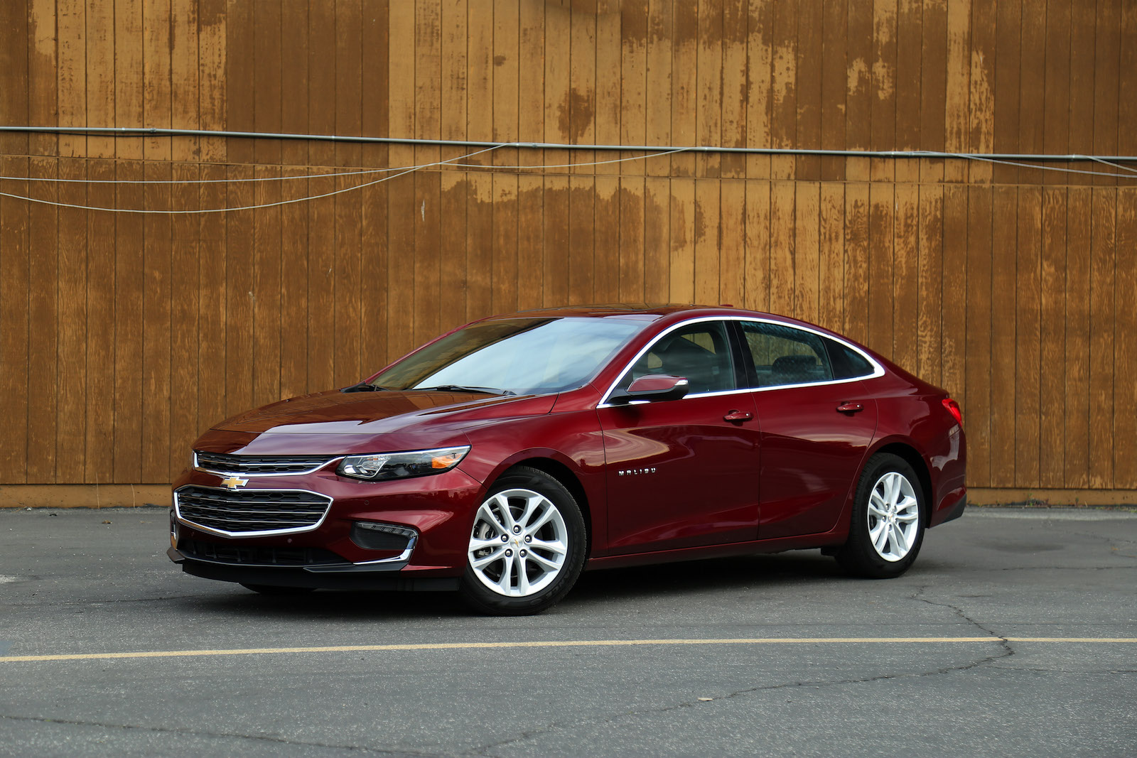 2016 Chevrolet Malibu Review (Canada) - Chevy Malibu Forum ...