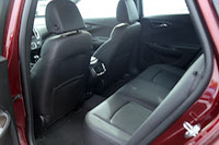 new malibu rear seats