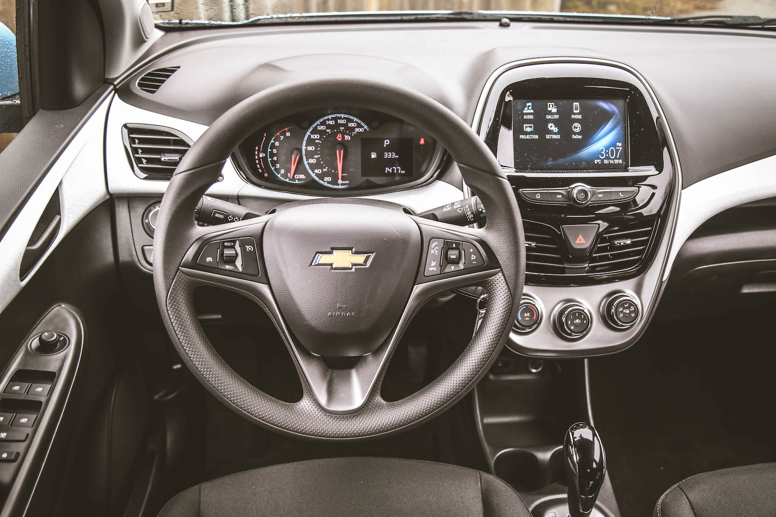 2016 chevrolet spark interior 2016 spark canadian auto review. Black Bedroom Furniture Sets. Home Design Ideas