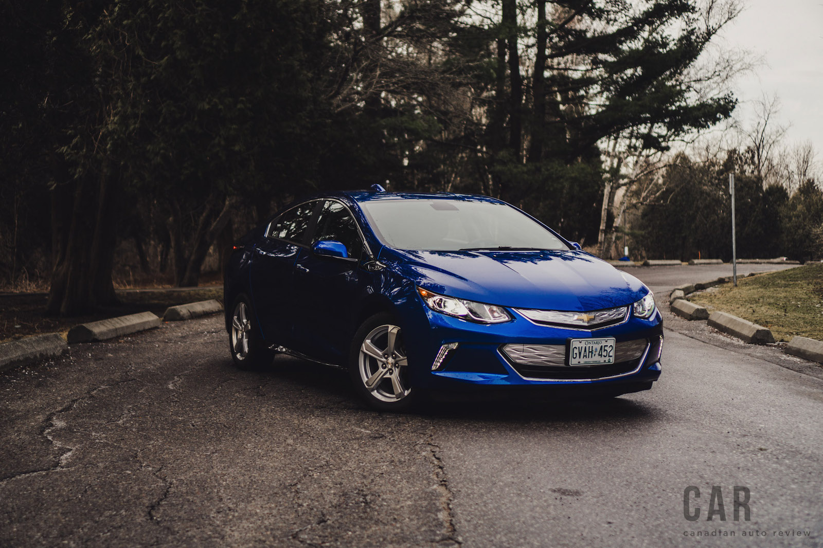 New Review 2016 Chevrolet Volt  Canadian Auto Review