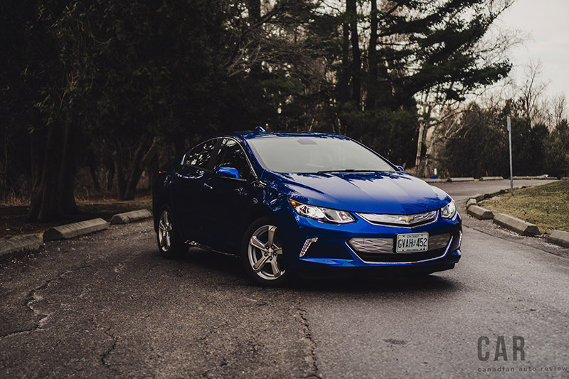 chevrolet volt new for 2017 review