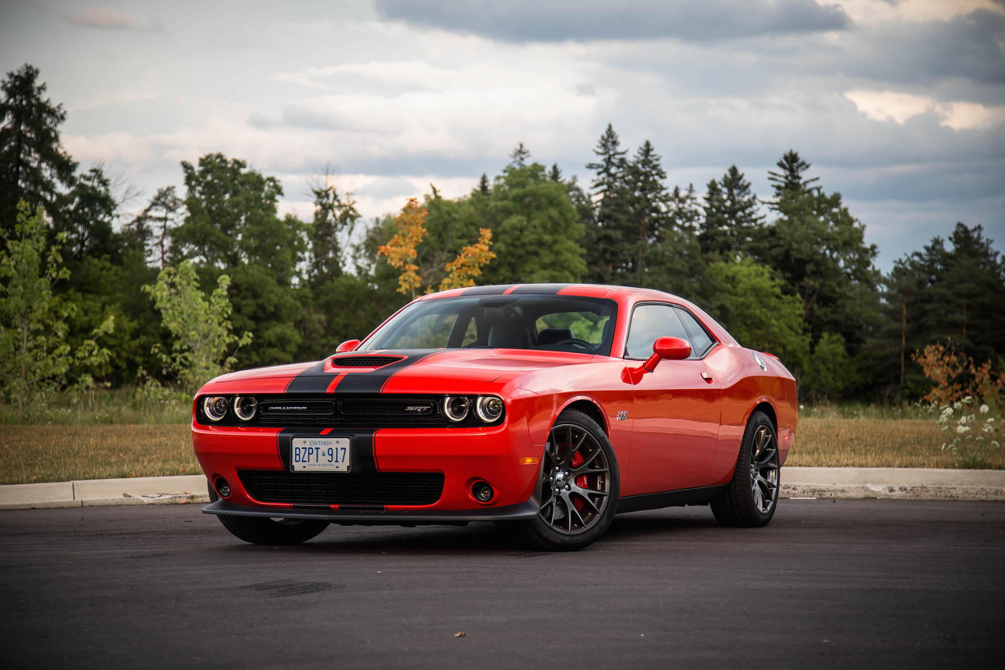 Srt Dodge Challenger >> Review: 2016 Dodge Challenger SRT 392 | Canadian Auto Review