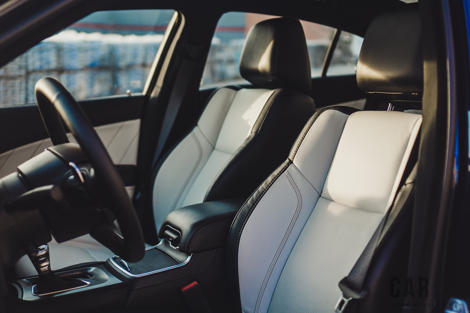Review 2016 Dodge Charger Sxt Awd Canadian Auto 1969 Interior Brothers Easter Egg Black White Seats