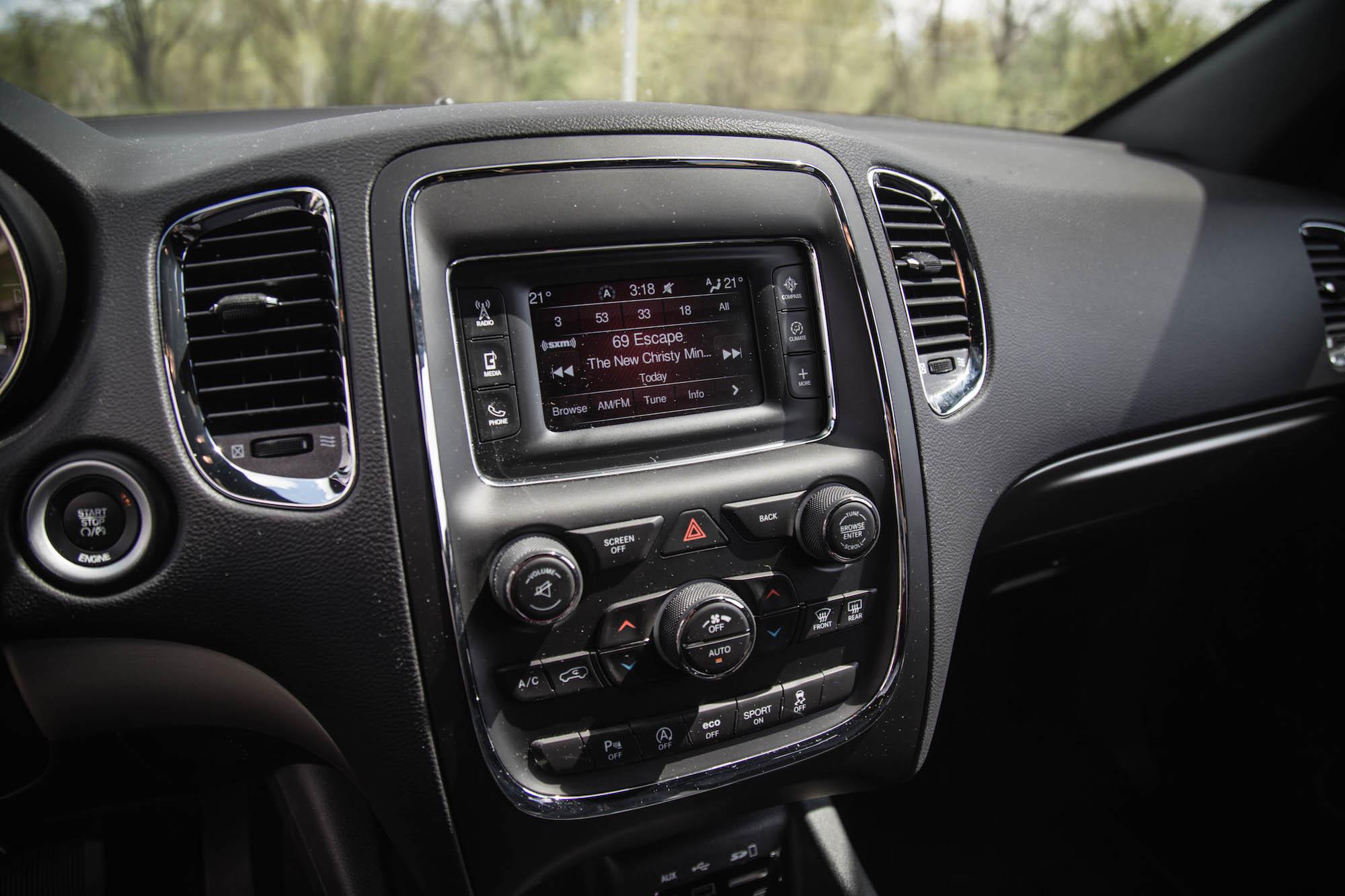 3.6 L Vvt >> Review: 2016 Dodge Durango SXT AWD   Canadian Auto Review