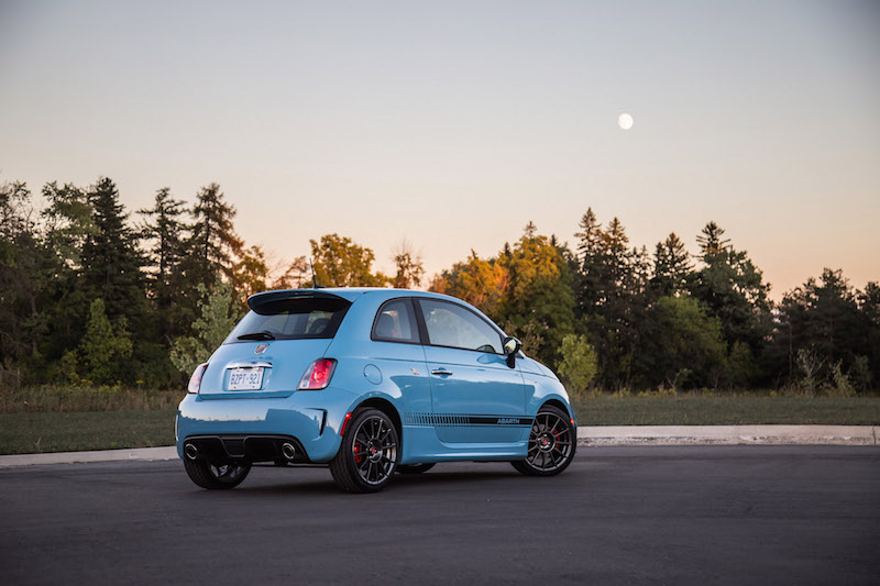 review 2016 fiat 500 abarth 5mt canadian auto review. Cars Review. Best American Auto & Cars Review
