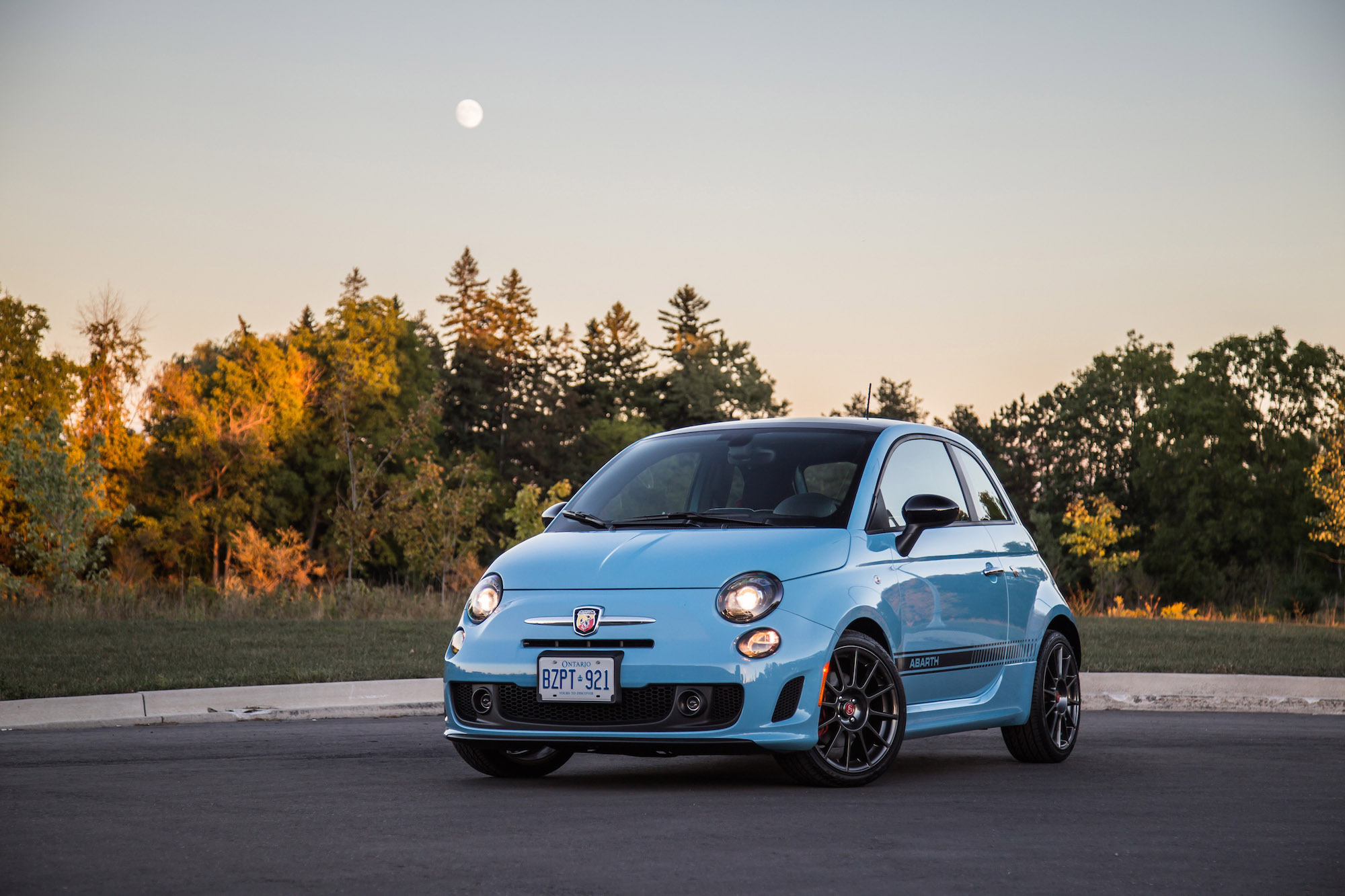review: 2016 fiat 500 abarth (5mt) | canadian auto review