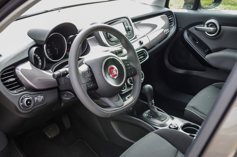 review 2016 fiat 500x sport canadian auto review. Black Bedroom Furniture Sets. Home Design Ideas