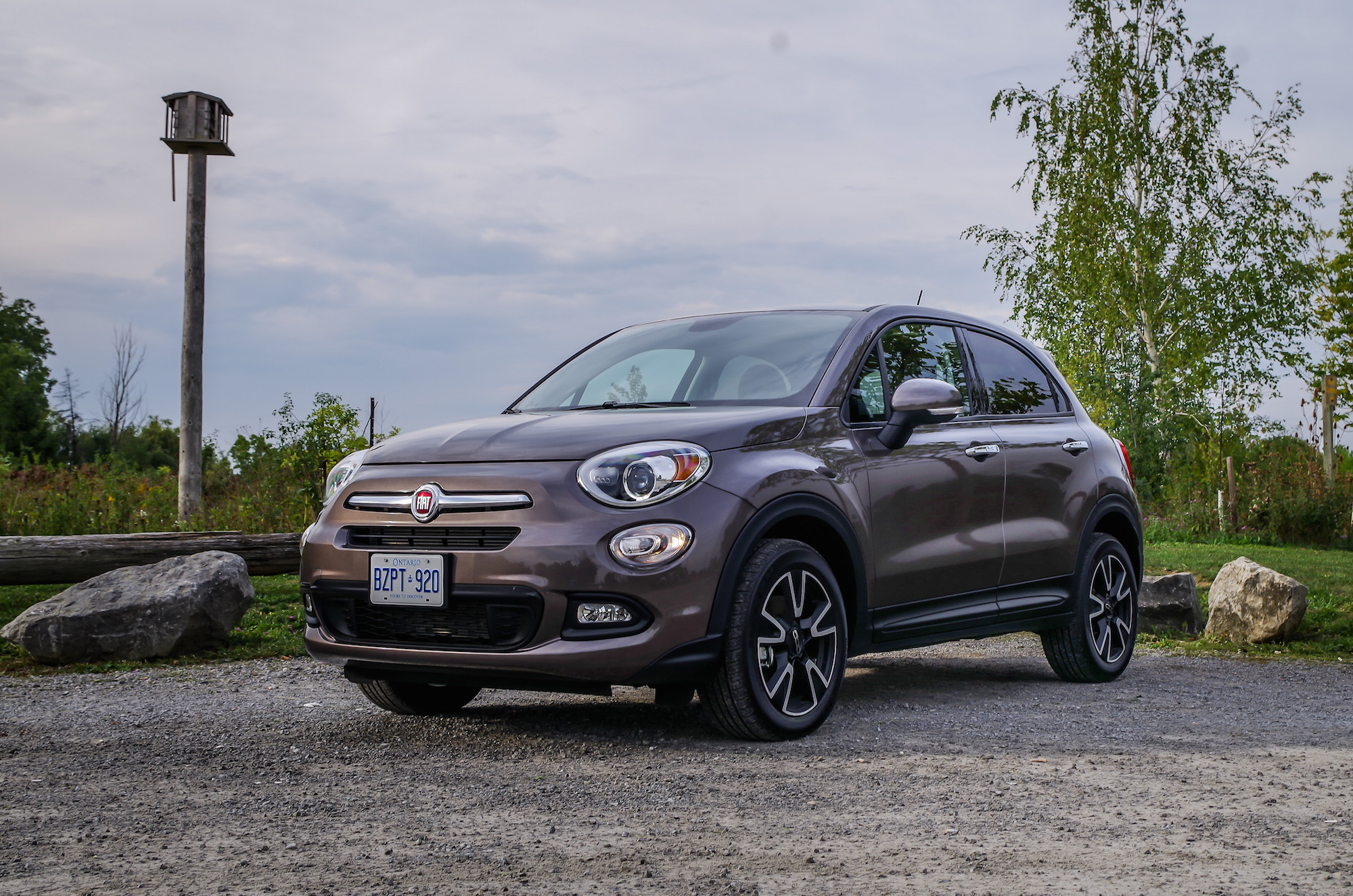 Review 2016 Fiat 500x Sport Canadian Auto Review