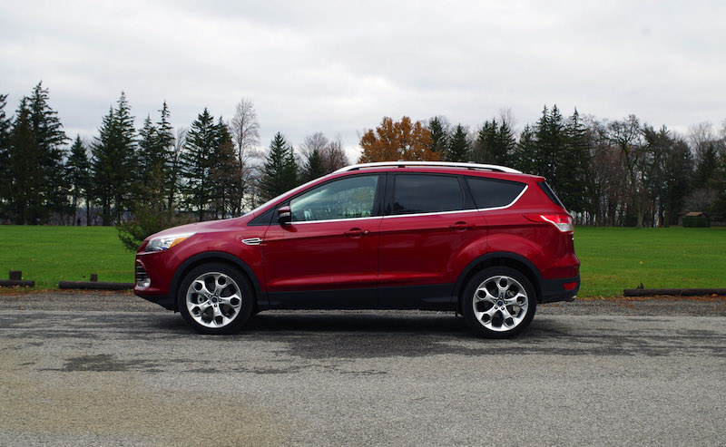 Brilliant Review 2016 Ford Escape Titanium  Canadian Auto Review