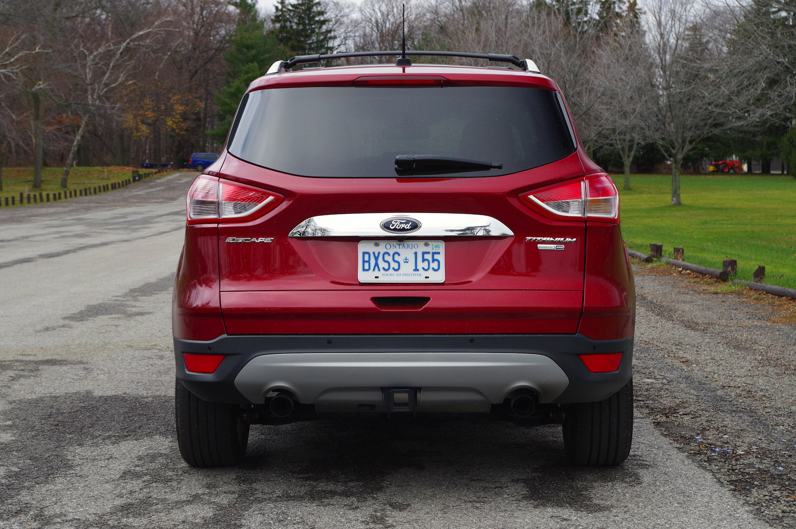 Review 2016 Ford Escape Titanium Canadian Auto Review