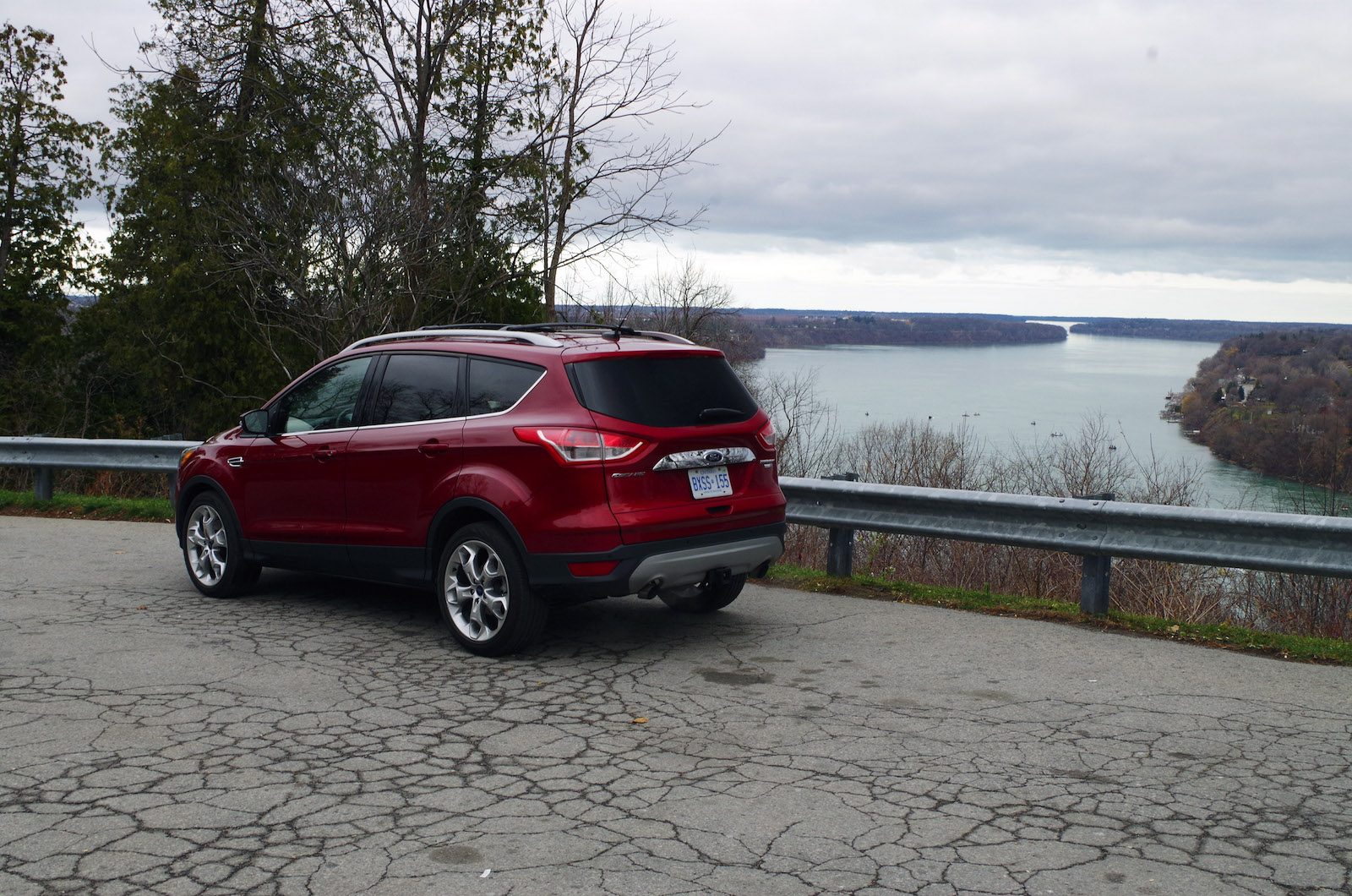 Cool Review 2016 Ford Escape Titanium  Canadian Auto Review