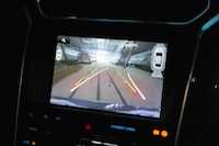 ford explorer platinum rear view camera