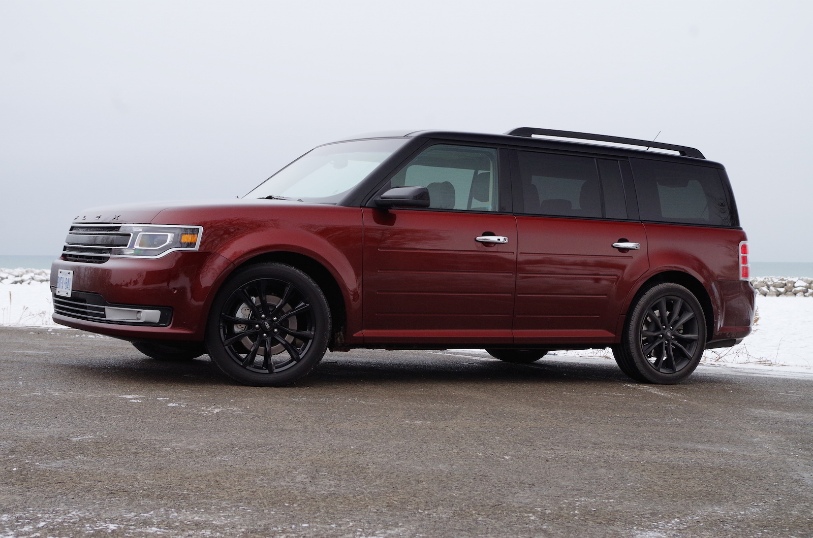Review: 2016 Ford Flex | Canadian Auto Review