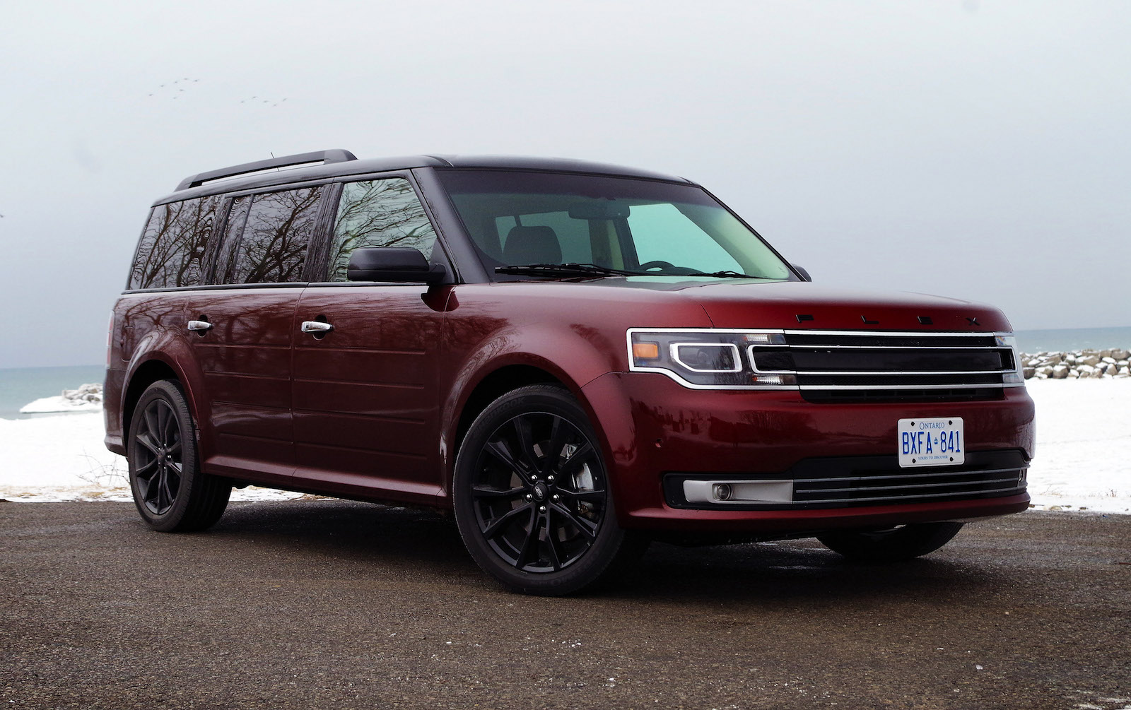 Review 2016 Ford Flex Canadian Auto Review